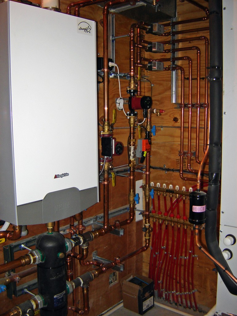 HVAC hydronic system upgrade, Washington D.C., Foley Mechanical