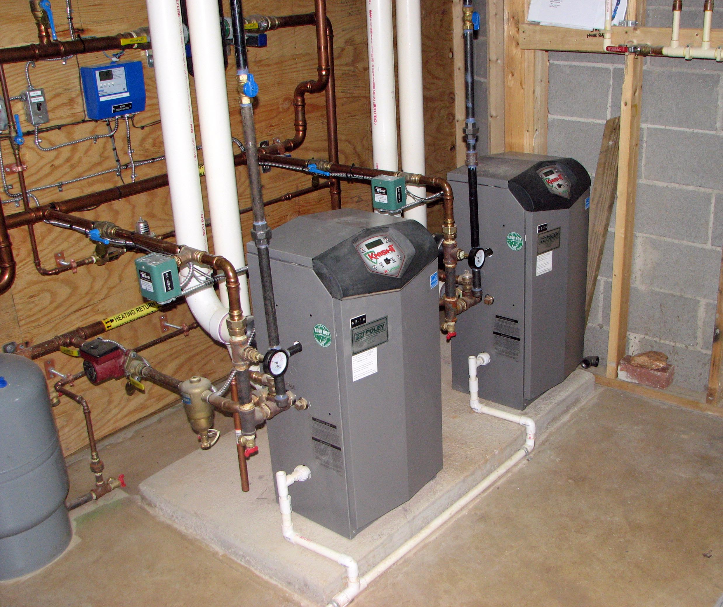 Lake Anna Home Features Uponor Radiant Heat And Chilled